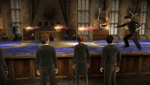 Harry Potter and the Half-Blood Prince Screenshot 2