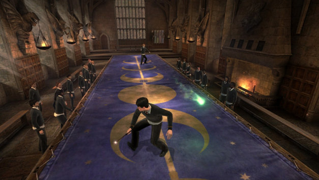 Harry Potter and the Half-Blood Prince Screenshot 4