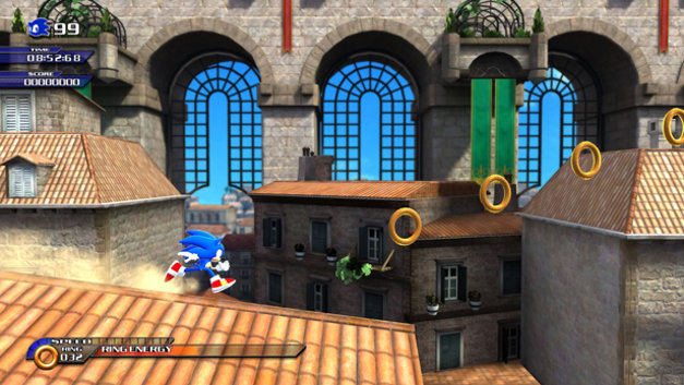Sonic Unleashed™ Screenshot 10