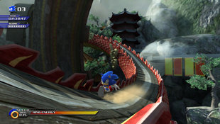 Sonic Unleashed™ Screenshot 3