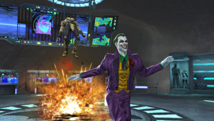 Mortal Kombat vs DC Universe Screenshot 2