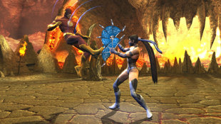 Mortal Kombat vs DC Universe Screenshot 3