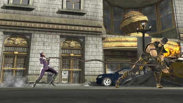 Mortal Kombat vs DC Universe Game   PS3 - PlayStation