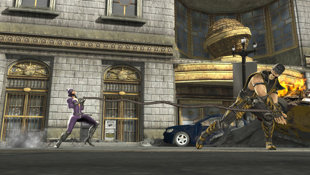Mortal Kombat vs DC Universe Screenshot 6