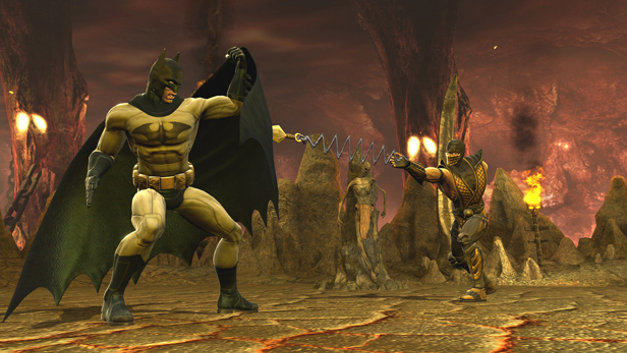 Mortal Kombat vs DC Universe Screenshot 7
