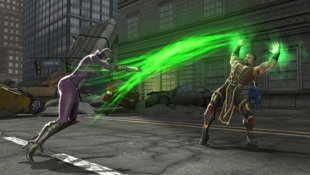Mortal Kombat vs DC Universe Screenshot 8