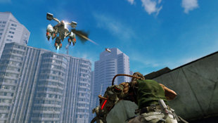 Bionic Commando Screenshot 2