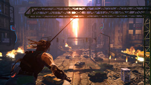 Bionic Commando Screenshot 5