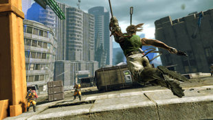 Bionic Commando Screenshot 8