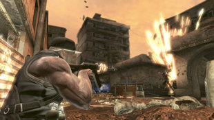 50 Cent: Blood on the Sand Screenshot 5