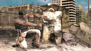 50 Cent: Blood on the Sand Screenshot 9