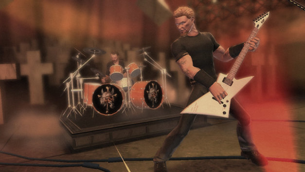 Guitar Hero® Metallica Screenshot 1