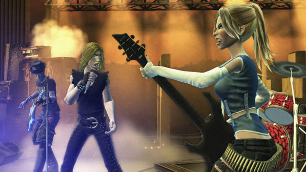 Guitar Hero® Metallica Screenshot 4