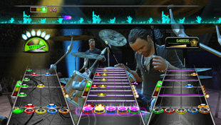 Guitar Hero® Metallica Screenshot 5