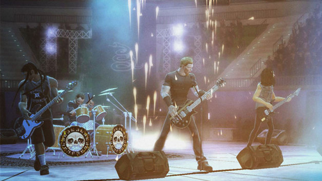 Guitar Hero® Metallica Screenshot 7