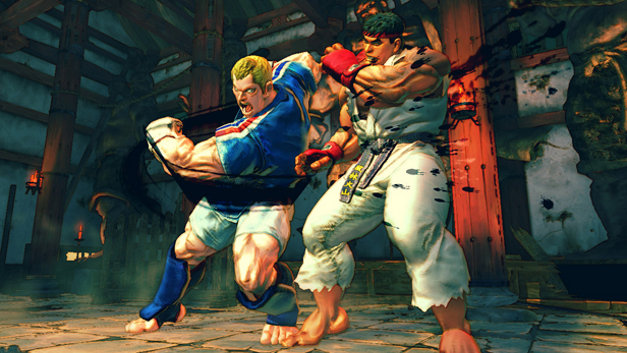 Street Fighter® IV Collector's Edition