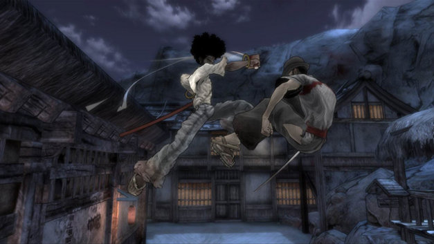 Afro Samurai® Screenshot 1