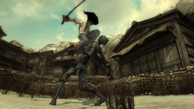 Afro Samurai® Screenshot 4