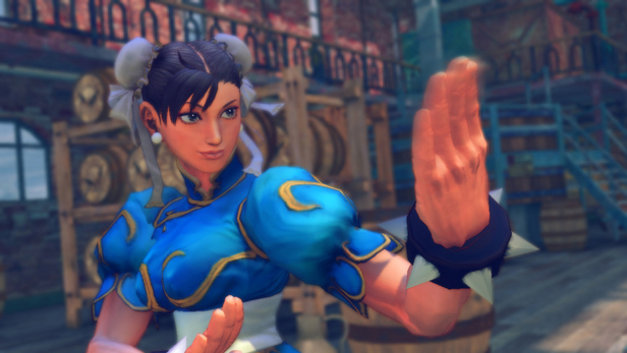 Street Fighter® IV Screenshot 1