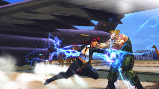Street Fighter® IV Screenshot 2