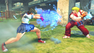 Street Fighter® IV Screenshot 5