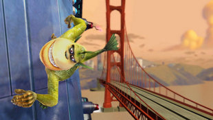 Monsters vs. Aliens Screenshot 2