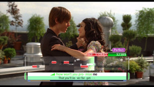 Disney Sing It! High School Musical 3: Senior Year Screenshot 2