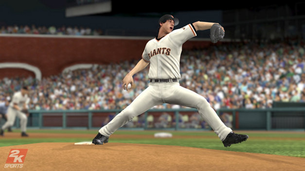 Major League Baseball 2K9 Screenshot 1