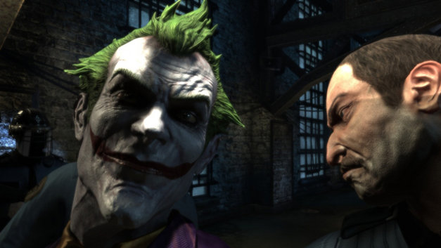 Batman: Arkham Asylum Screenshot 10