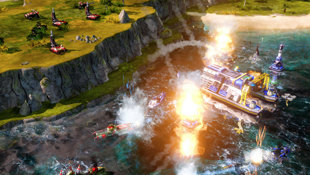 Command & Conquer™ Red Alert™ 3 Ultimate Edition Screenshot 2