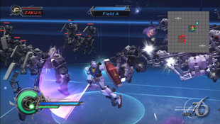 Dynasty Warriors®: Gundam® 2 Screenshot 2
