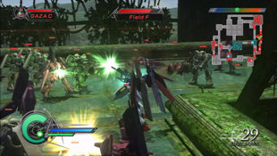 Dynasty Warriors®: Gundam® 2 Screenshot 6