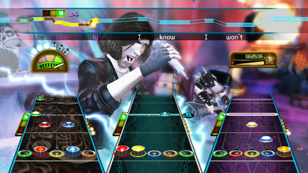 Guitar Hero® Smash Hits Screenshot 1