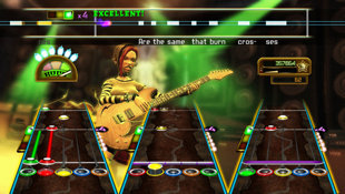 Guitar Hero® Smash Hits Screenshot 2