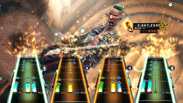 Guitar Hero® 5 Screenshot 1
