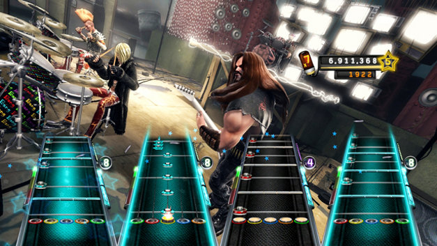 Guitar Hero® 5 Screenshot 4