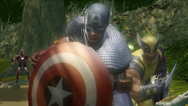 Marvel™: Ultimate Alliance 2 Screenshot 1