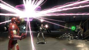 Marvel™: Ultimate Alliance 2 Screenshot 2