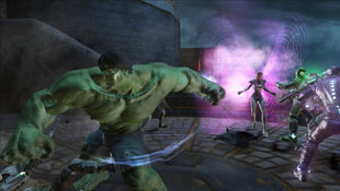 Marvel™: Ultimate Alliance 2 Screenshot 3