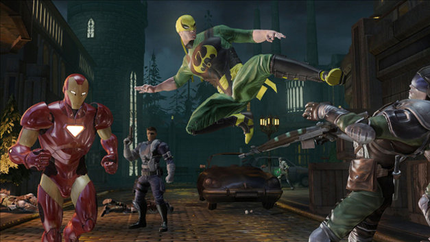 Marvel™: Ultimate Alliance 2 Screenshot 4
