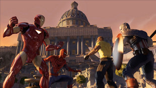 Marvel™: Ultimate Alliance 2 Screenshot 6