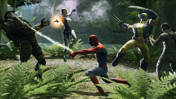 Marvel™: Ultimate Alliance 2 Game | PS3 - PlayStation