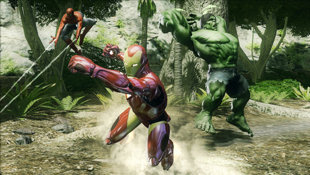 Marvel™: Ultimate Alliance 2 Screenshot 9