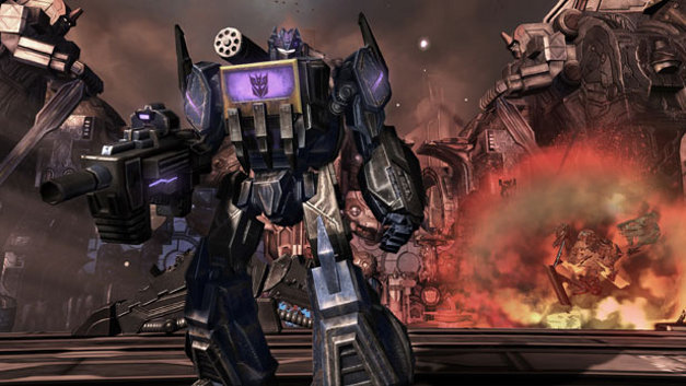 Transformers™ War for Cybertron™ Screenshot 4