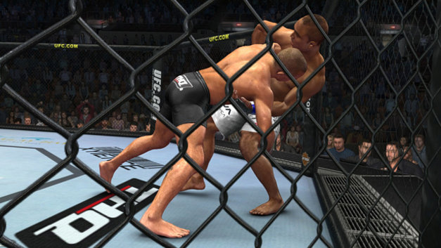 UFC® 2009 Undisputed Screenshot 1