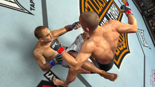 UFC® 2009 Undisputed Screenshot 3