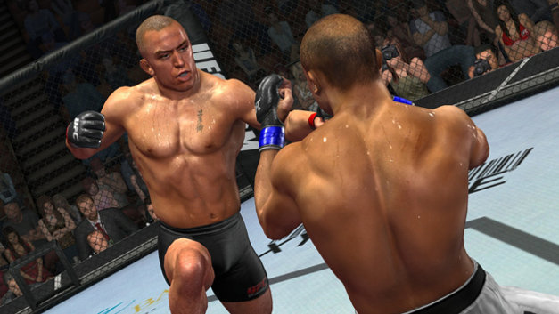 UFC® 2009 Undisputed Screenshot 4