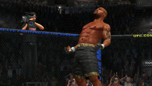 UFC® 2009 Undisputed Screenshot 5