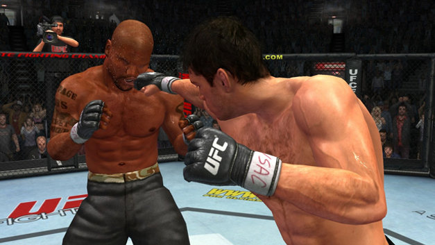 UFC® 2009 Undisputed Screenshot 7