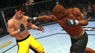 UFC® 2009 Undisputed Screenshot 8